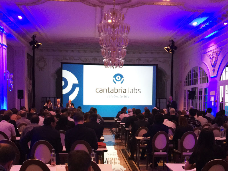Cantabria Labs. International Partner Meeting 2018